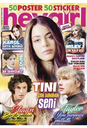 Heygirl Dergisi Güncel Sayı