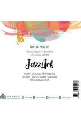 Baki Duyarlar - Jazz Ark - CD