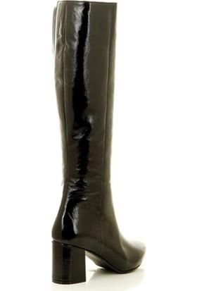 Marine Shoes 404 Siyah - Kadın - Çizme