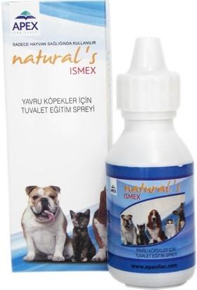 Go İthalat Köpek Eğitim Spreyi - Natural Ismex - Yavru Köpek Tuvalet Eğitim