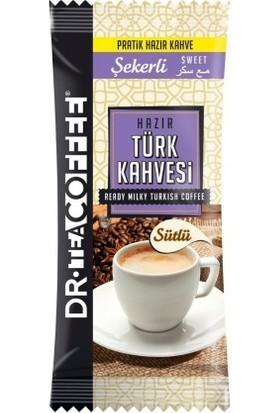 Dr Coffe Hazır Türk Kahvesi Sütlü Şekerli (24'lü) (24X20 480GR)