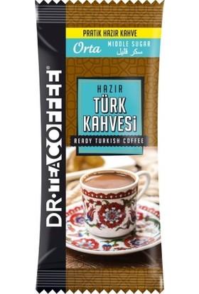 Dr Coffe Hazır Türk Kahvesi Orta Şekerli (24'lü) (24X9 216GR)