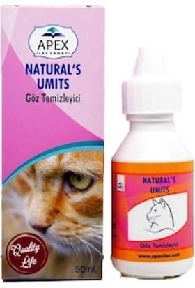 Kedi Göz Temizleyici - Apex Naturals Umits