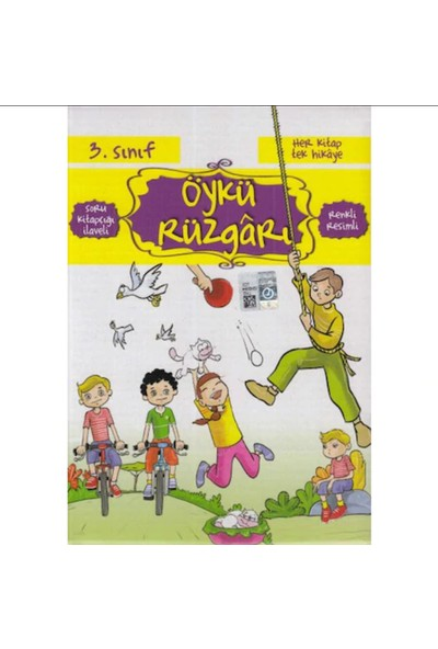 Öykü Rüzgarı 3. Sınıf -10 Kitap Set