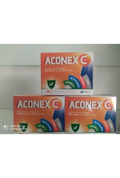 Aconex C 30 Saşe x 3