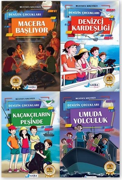 Denizin Çocukları Set - 4 Kitap