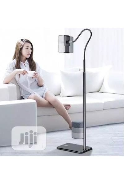 Wlue 6-11'' Metal Ayaklı Flexible Tablet ve Telefon Tutucu Stand 135 cm