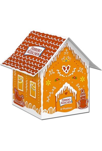 Ferrero Küsschen Lebkuchenhaus 12 Pralinen Çikolata 106 gr