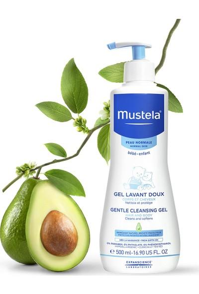 Mustela Yenidoğan Saç ve Vücut Şampuanı 500 ml