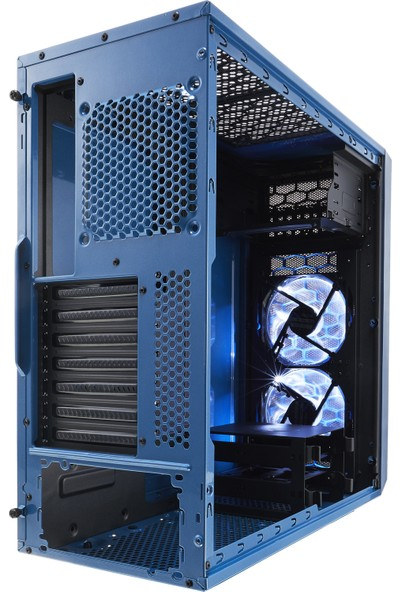 Fractal Design Focus G Mavi Bilgisayar Kasası (Fd-Ca-Focus-Bu-W)