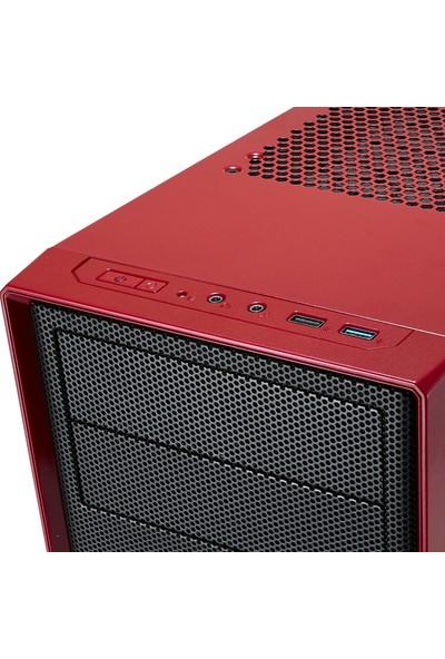 Fractal Design Focus G Kırmızı Bilgisayar Kasası (Fd-Ca-Focus-Rd-W)