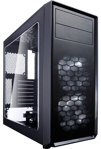 Fractal Design Focus G Siyah Bilgisayar Kasası Atx (Fd-Ca-Focus-Bk-W)