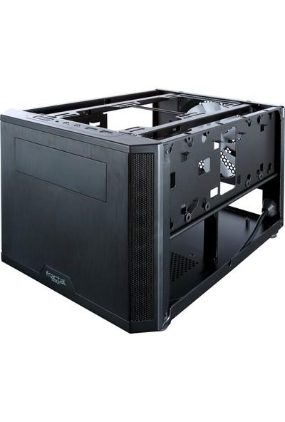 Fractal Design Core 500 Mini ITX Bilgisayar Kasası Siyah (FD-CA-CORE-500-BK)