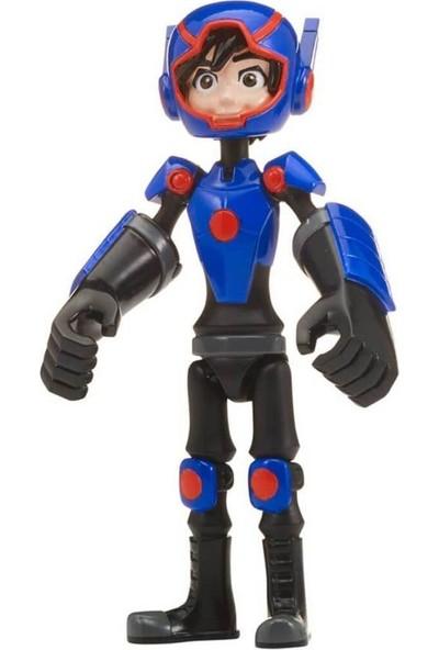 Bandai 6 Süper Kahraman 13CM Figür Hiro 41280-41277