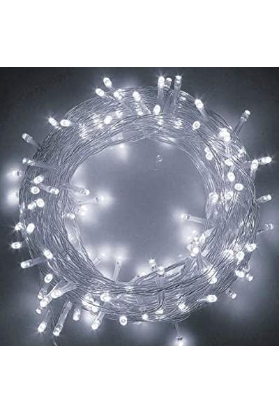 Taled Dekoratif Ip LED Işık 10 Metre 100 Ledli Animasyonlu Eklemeli