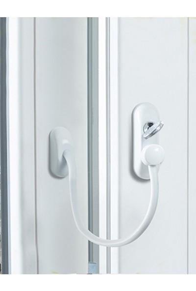 Baykan Ege Star Kablolu Emniyet Kilidi - Kapı ve Pencereler için