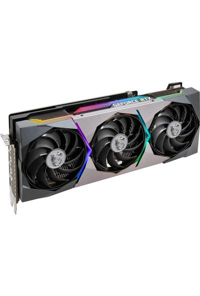 MSI Nvidia GeForce RTX 3080 Surprim X 10GB OC 320Bit GDDR6X PCI-E 4.0 Ekran Kartı (GEFORCE RTX 3080 SUPRIM X 10G)