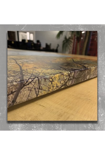 Mmo Design 80X80 cm Canvas Kanvas Tablo 08