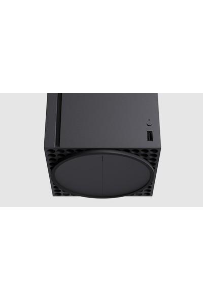 Microsoft Xbox Series x Oyun Konsolu Siyah 1 TB (İthalatçı Garantili)
