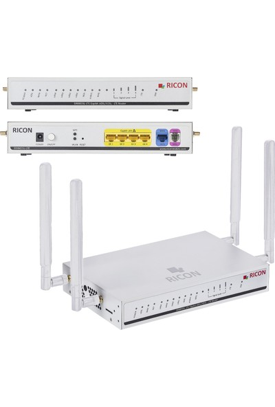 Ricon S9980DSL-LTE 4.5g Mobil Yönlendirici