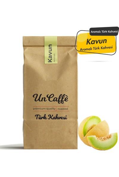 Un Caffe Kavun Aromalı Türk Kahvesi 250 gr