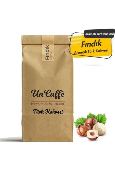 Un Caffe Fındık Aromalı Türk Kahvesi 250 gr