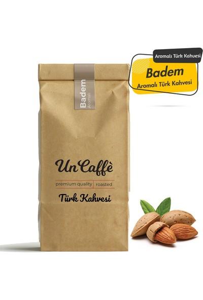 Un Caffe Badem Aromalı Türk Kahvesi 250 gr
