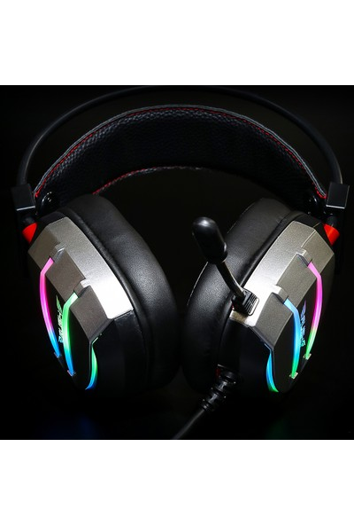 Rush Sheng RHX58 USB 7.1 Surround Rgb Kulaklık