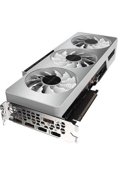 Gıgabyte RTX3080 Vısıon Oc 10GB GDDR6X 320 Bit 3xdp/2xhdmı Pcı-E 4.0 DX12 GV-N3080VISION OC-10GD