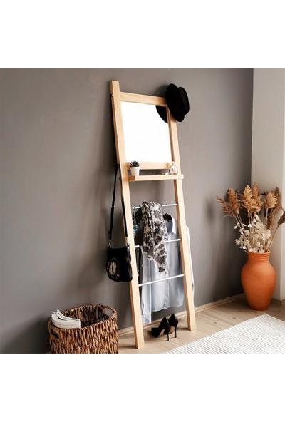 Neostill - Dekoratif Ayna / Vestiyer A902