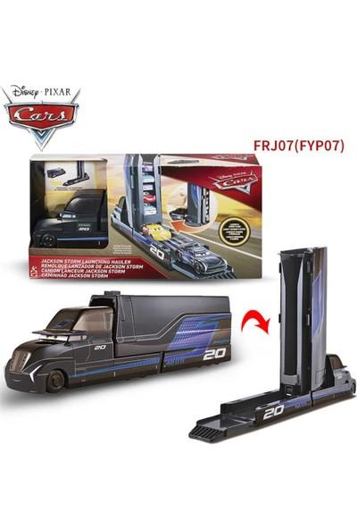 Disney Pıxar Cars Taşıyıcı Tır - Jackson Storm Tırı FRJ07 FYP07