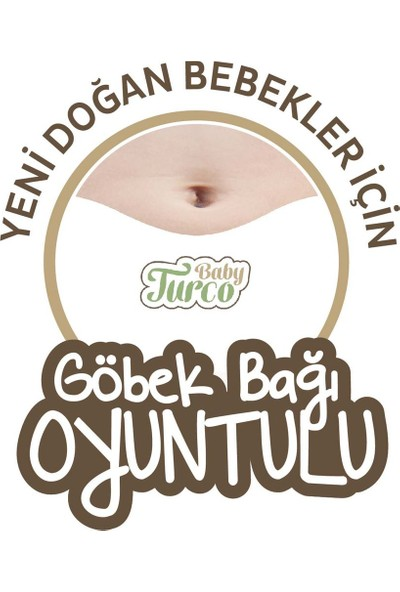 Baby Turco Doğadan 4 Numara Maxi 8-14 kg 180 'li