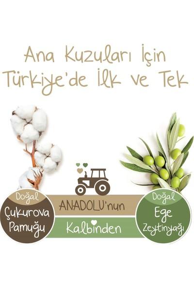 Baby Turco Doğadan 3 Numara Midi 5-9 kg 204 'li