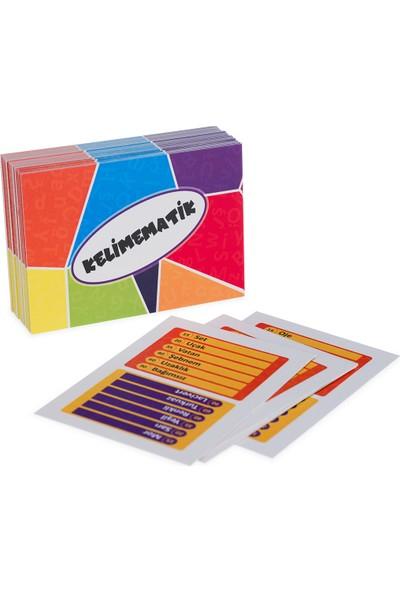 Kelimematik Eğitici Kutu Oyun Seti