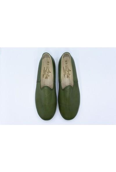 Aintap Deri Erkek Ayakkabı Eva Taban Gaziantep Yemeni