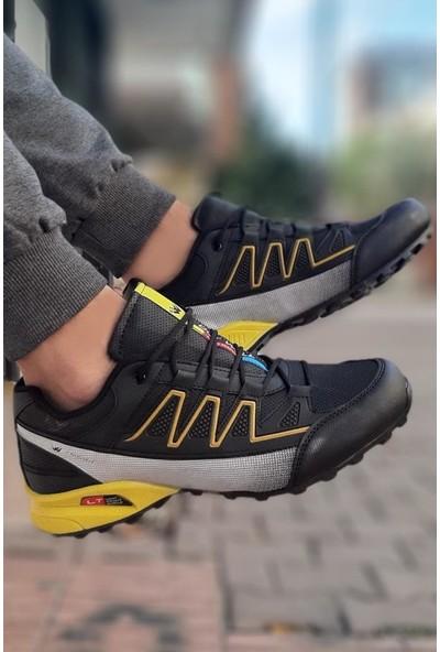 Modafrato WN-4078 Spor Ayakkabı Cilt Erkek Ayakkabı