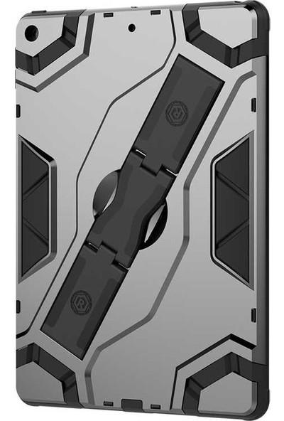 Evastore Apple iPad 10.2 (8.nesil) Defens Tablet Silikon Siyah