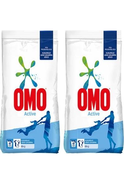 Omo Active 10 kg x 2 'li