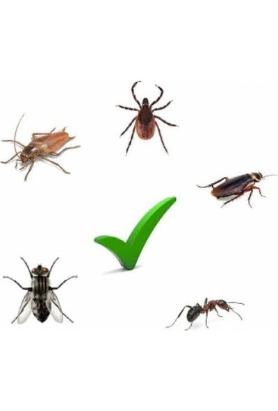 Biosav Bio-Cyper Ec 500 ml Genel Haşere Ilacı (Hamamböceği-Kene-Karasinek-Sivrisinek)