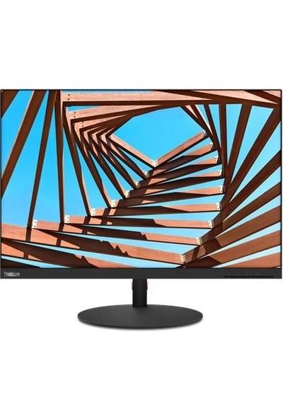 "Lenovo ThinkVision T25d-10 25"" 60Hz 4ms (HDMI+Display+Analog) FHD IPS LED Monitör 61DBMAT1TK"