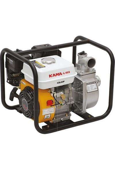 """Kama By Reis KGL20P 2"""" Benzinli Su Motoru"""
