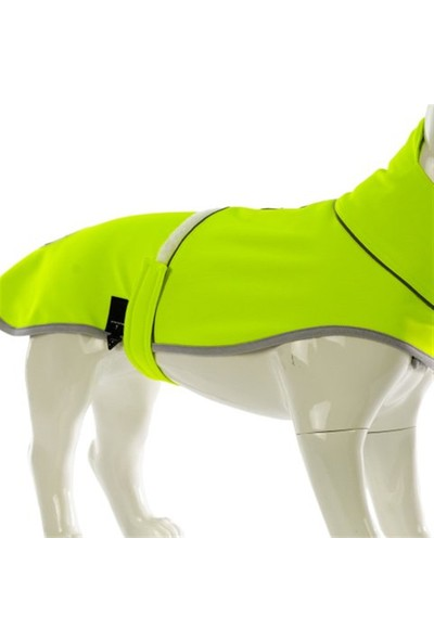 Lindodogs Softshell Neon Sarı Köpek Yağmurluğu