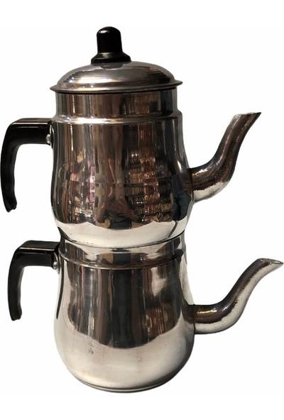 Emin Life Alüminyum Çaydanlık Klasik Model No:0
