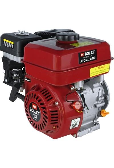 Bolat 7hp Benzinli Motor(Çapa Tipi Frezeli Ipli)