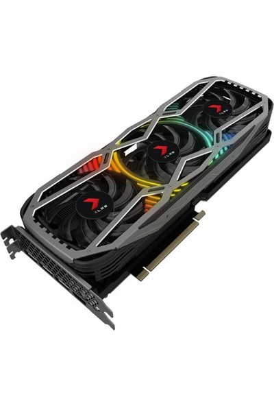 PNY Geforce Rtx 3070 8GB Xlr8 Gaming Revel Epıc-X Rgb VCG30708TFXPPB 8GB GDDR6 256BIT DX12 Gaming Ekran Kartı