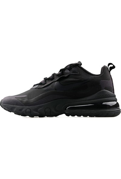Nike Air Max 270 React Siyah Spor Ayakkabı