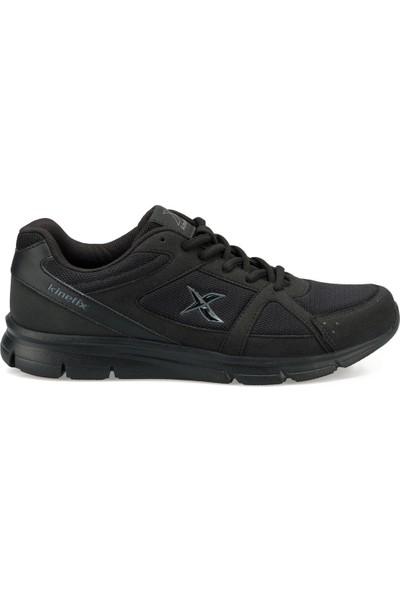 Kinetix Kalen Tx Siyah Koyu Gri Erkek Koşu Ayakkabısı