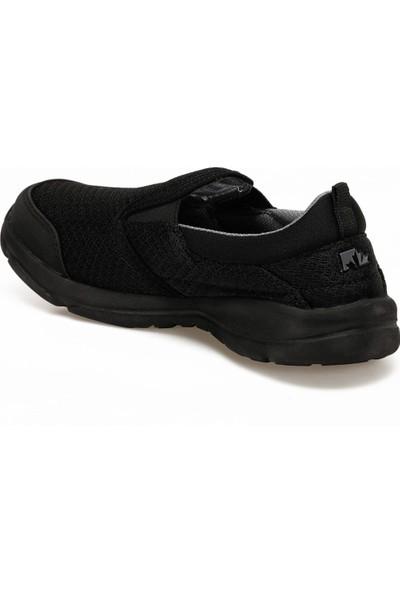 Lumberjack Siyah Kadın Günlük Ayakkabı Spor 100253799 7M Liponis Wmn Siyah/Siyah