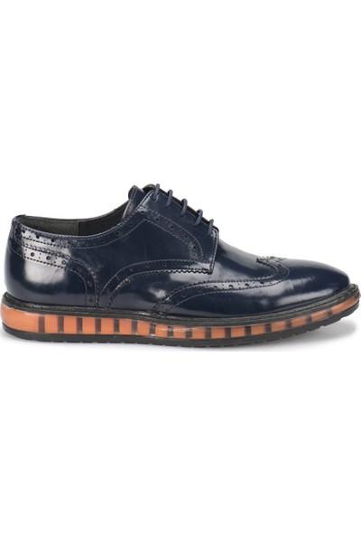 Jj-Stiller 31039-1 Lacivert Erkek Ayakkabı