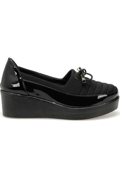 Travel Soft Sts001-19S Siyah Kadın Ayakkabı